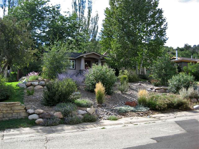 Xeric Landscaping In Durango Colorado Native Amp Drought